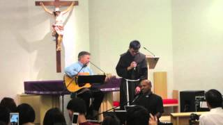 Holy Darkness - Dan Schutte, Fr. Mark Aloysius SJ and Fr. Derrick Yap OFM