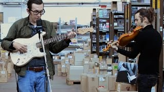 Micah P. Hinson - Full Performance (Live in the Warehouse)