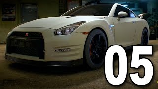 Need for Speed - Part 5 - BUYING A NISSAN GTR! (Let