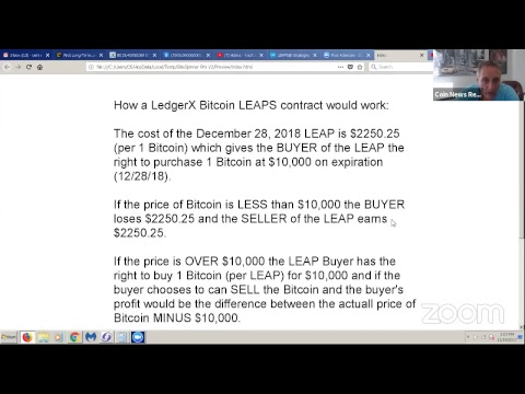 LedgerX Futures Options LEAPS - Here's what it means in plain language.