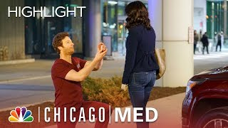 Chicago Med - Share the Moment: Proposals (Episode Highlight)