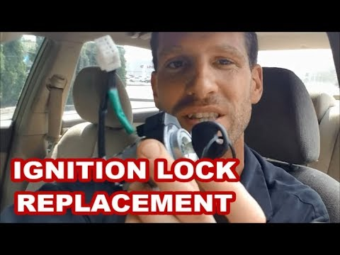 KIA OPTIMA IGNITION LOCK Replacement 06-08 Key switch Hyundai Sonata Rio Sportage