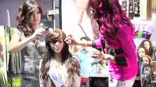 Ultima Hair at the International Beauty Show 2011 (#1)