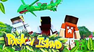 shiny pokemon hunting pixelmon island smp 3 pokemon go minecraft mod