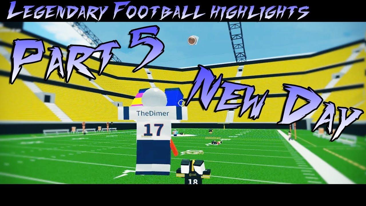 Legendary Football Highlights Montage 5 Youtube