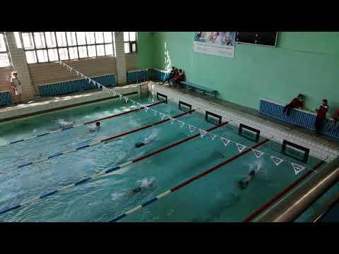 Пересвет, соревнования по плаванию, 100 комплекс, 05.04.2019.(1)