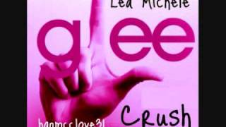 Crush- Glee Cast