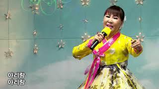 민요가수 천정아 - 달빛 아리랑 - 상록수 탑스타쇼 /…