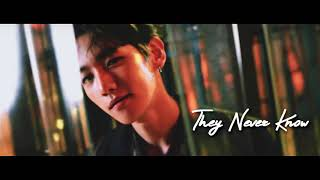 They Never Know - EXO 3D (please use earphones!)