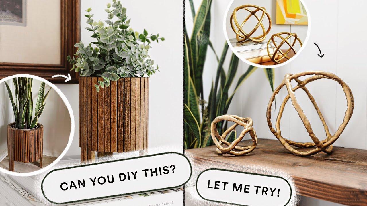 Creating DIY's You DM'd Me! - EASY & AFFORDABLE Home Decor DIY Ideas