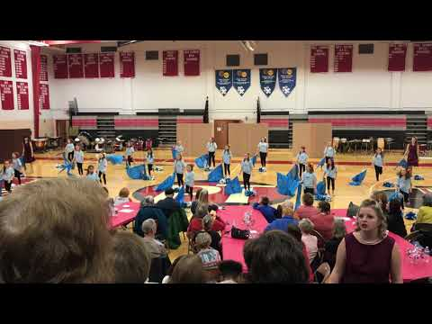 Peters Township Elementary Winter Guard~ You're Welcome