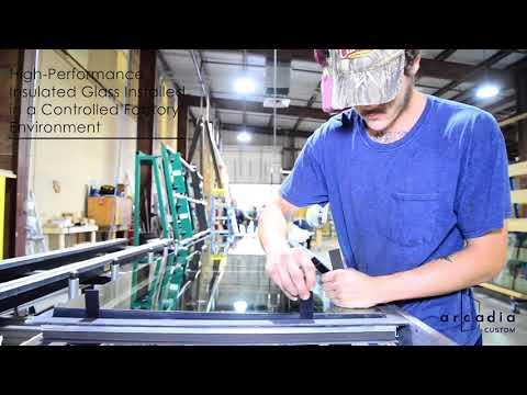 Steel Technology - Arcadia Custom