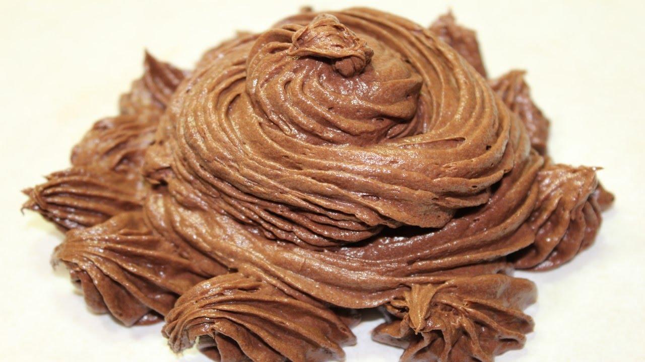 طريقة عمل كريمة الشوكولاتة من الكريمة الشانتيه البودر - الكريم شانتيه بالشوكولاتة