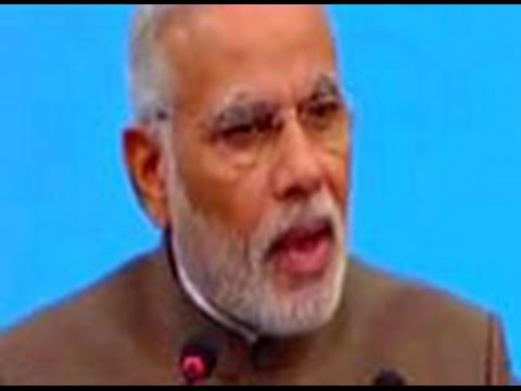 Narendra Modis first diplomatic victory