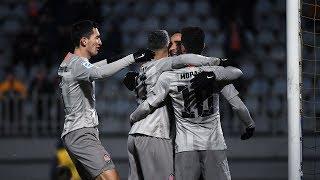 Мариуполь – Шахтер – 0:3. Все голы и обзор матча (07.12.2018)