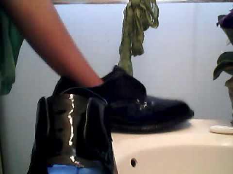 quick easy way 2 shine ur jrotc shoes