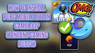 How to install PUBG Mobile LITE in Windows 10 (GameLoop or TGB) - 100% Working - 2019 | In HINDI