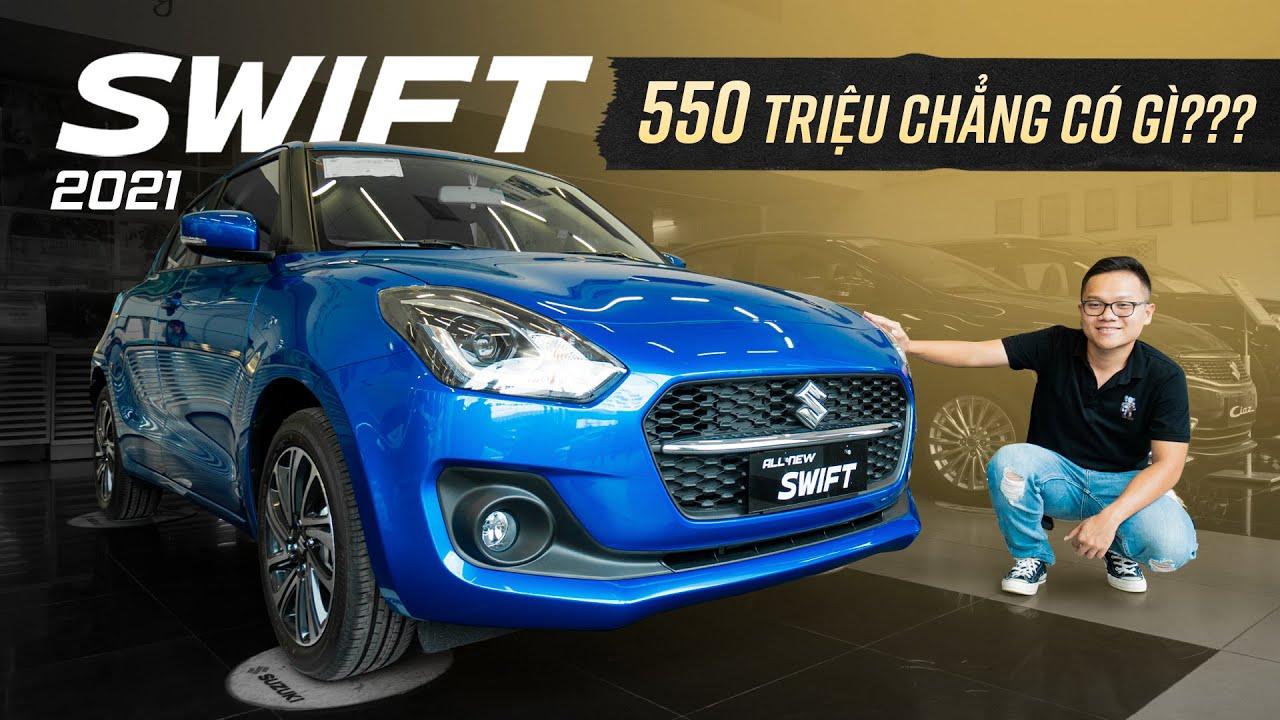 Suzuki Swift 2021: Vẫn không có gì lắm ngoài ĐẸP, dành cho ai?