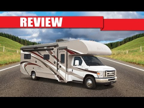 New Motorhome Reviews 2017 2018 2015 Thor Four Winds