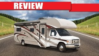 RV Reviews: New 2015 Class C Motorhomes | #1 Thor Four Winds