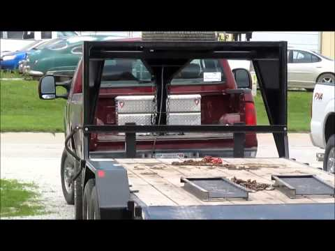 2005 Ford F250 Super Duty XLT SuperCab pickup truck for sale | sold at auction July 15, 2015