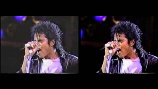 Michael Jackson - Bad Live Yokohama (Remastered Comparaison Quality)