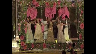 Ambani Fimily dance in Isha and Anand Piramal marriage
