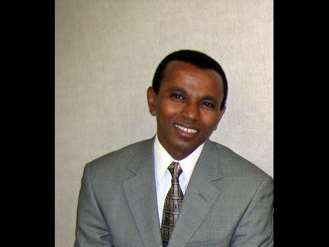 Dr. Birhanemeskel Abebe Segni Talking to Finfinnee Radio