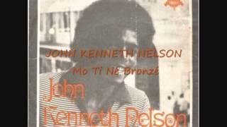 JOHN KENNETH NELSON - Mo Ti Né Bronzé