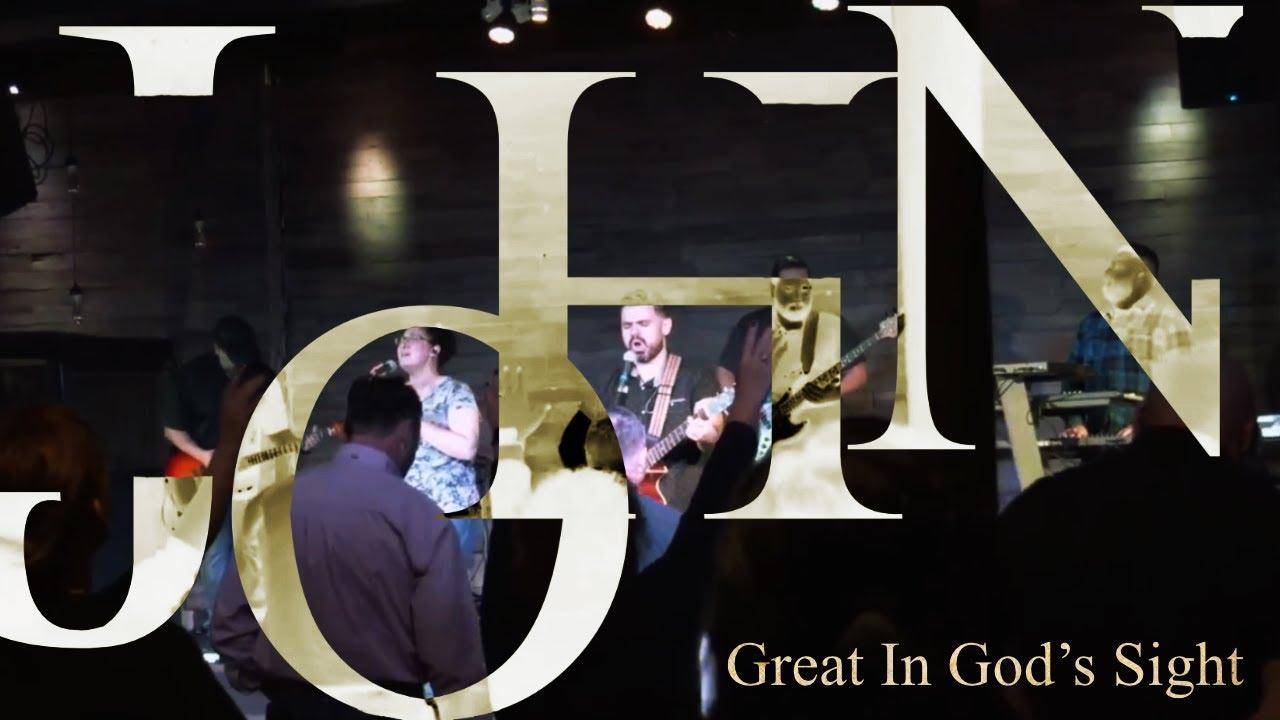 The Gospel of John- Great In God's Sight