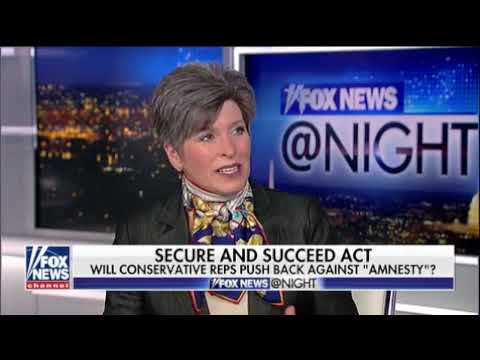 Sen  Ernst details GOP proposal for immigration and DACA   Fox News Video