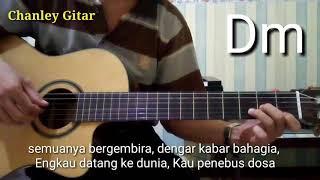 belajar gitar - penebus dosa - Charles Hutagalung