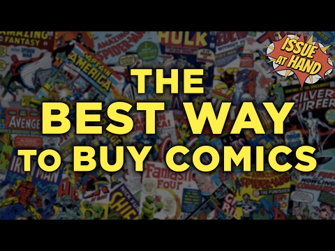 the-best-way-to-buy-comics!-—-issue-at-hand,-episode-10