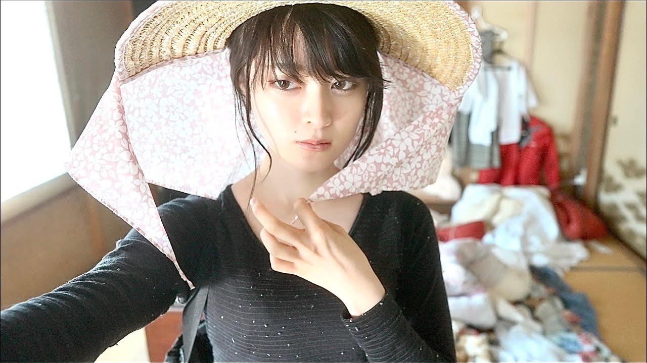 貧困女子、古民家に出る虫の大群に襲われる りんの田舎暮らし Rin Japanese country life English subtitles 4K