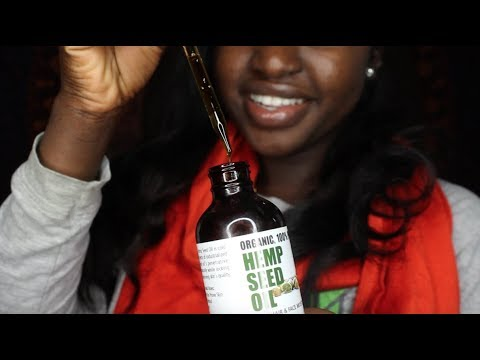 I Tried Oil Cleansing with Hemp Seed Oil   TEST IT TUESDAY