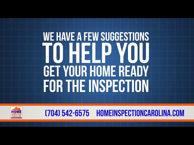 How to Prepare for the Home Inspection