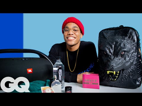 10 Things Anderson .Paak Can't Live Without  GQ