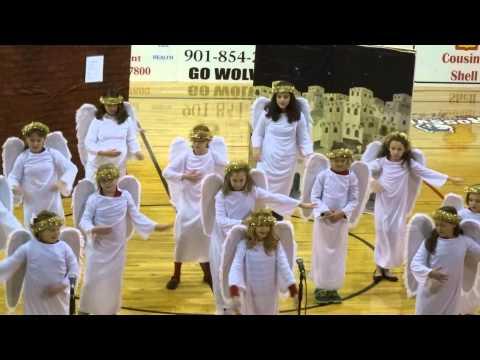 Rossville Christian Academy Christmas program 2013