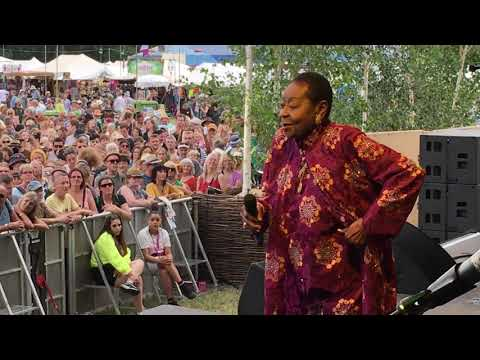 "Calypso Rose ""Calypso Queen"" live@WOMAD Charlton Park UK July 26th 2019 Mp3"