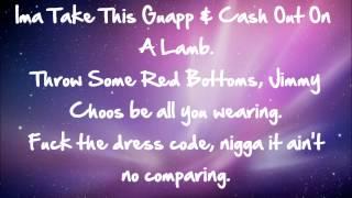 Straight Up - Future w/ lyrics