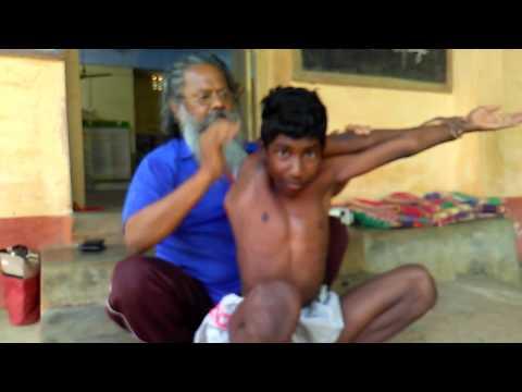 Yesudas Antony training champion of champion !!