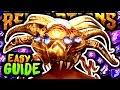 REVELATIONS EASTER EGGS: GOD MASK GUIDE (GOD HAT / SHADOW HELMET WALKTHROUGH)