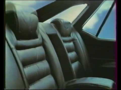 Novembre 1990 Citroen XM.avi