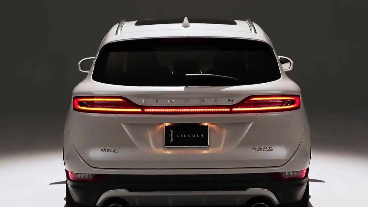 2015 Lincoln MKC Exterior and Interior Design - YouTube