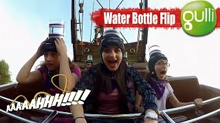 AAAAAHHH!!!! 22/10 - Water Bottle Flip #4 avec Joan, Les Boyz TV,  Sisters Alipour, David Lafarge!