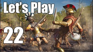 Assassin's Creed Odyssey - Let's Play Part 22: Upgrading the Spear
