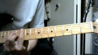 guitar chord demo Angelic Upstarts/Woman In Disguise