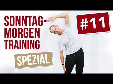 🔴Dein Sonntag-Morgen-Training mit Roland [RÜCKEN-SPEZIAL] [#11]