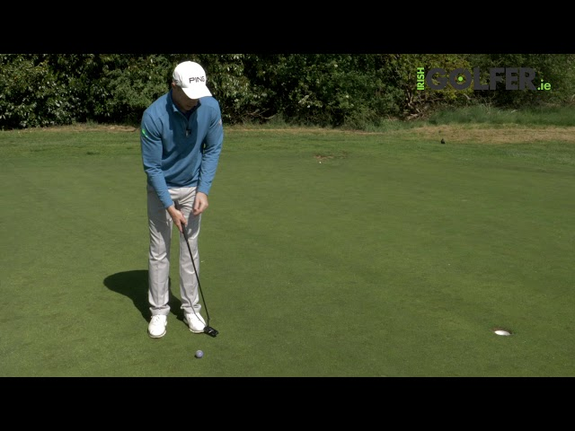 Quick Tip with Stuart Grehan - Hole more putts with correct setup