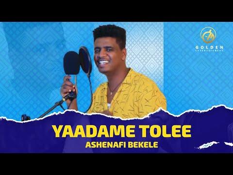Download Ashenafi Bekele - Yaadame Tolee - Ethiopian Cover Oromo Music 2021 [Official Video]